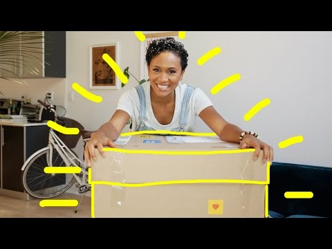 My First Unboxing: Google Store | TECH TALK