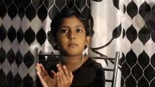 Malayalam Speech//;Ente Keralam (എന്റെ കേരളം )Annie Diana Brown