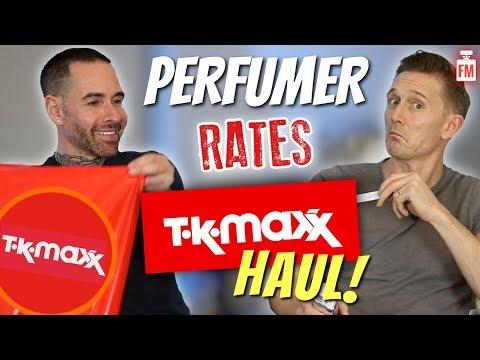 Perfumer Rates...TK Maxx Haul!