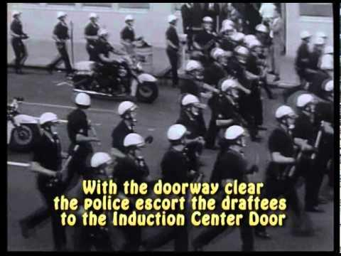 Joan Baez Gets Arrested 1967