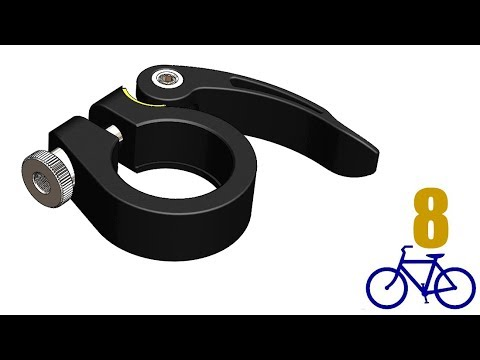 Solidworks Tutorial Bike Project Seatpost Clamp Screw