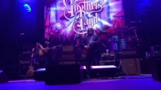 Allman Brothers 10/24/14 Soulshine