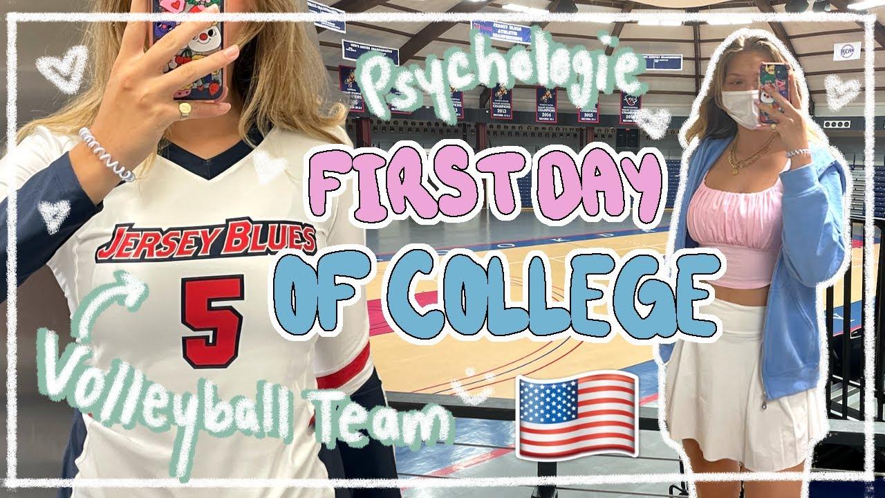 Download erste Tage am College 😻 Volleyball Team, meine Kurse... ✰ Jackie Alice