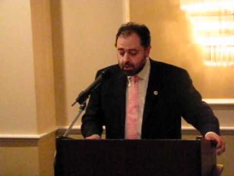 Dr Edgar Choueiri speech part 1