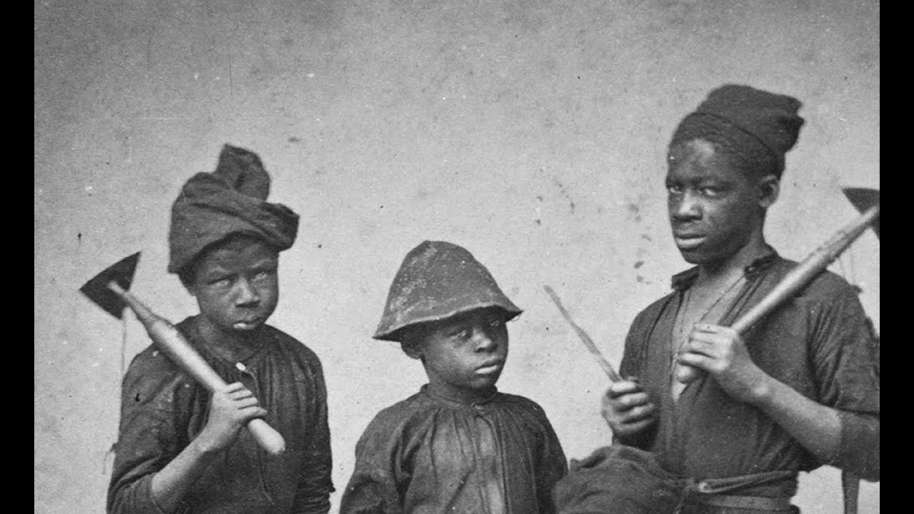 Vintage Occupational Photos of African Americans From the 1860's and 1870's