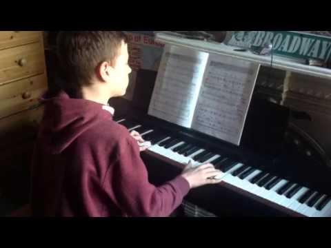 Blue Autumn Grade 1 Jazz