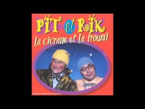 Nostalgé 64  Pit & Rik  La Cicrane Et La Froumi