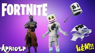 Aprio,... | Fortnite-NEW MARSHMELLO SKIN and PRISONER STAGE 2 + CONTEST!, even with viewers (record)