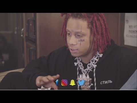 Trippie Redd Says J Cole is The G.O.A.T and Jay Z is The Real King Of New York