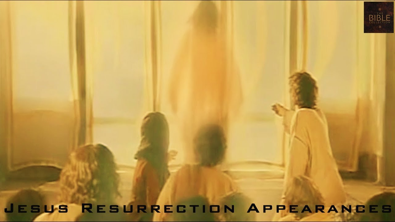 Jesus Resurrection Appearances - Jesus (15/15) Movie CLIP (1999) HD