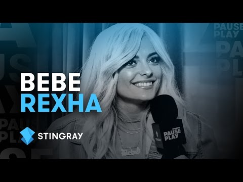 Bebe Rexha Interview | Stingray PausePlay