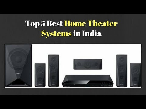 Top 5 Best Home Theater System in India with Online Price List from YouTube · Duration:  1 minutes 48 seconds