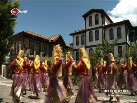 KASTAMONU HALK OYUNLARI TOPLULUĞU - TRT MÜZİK TV.