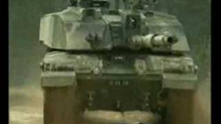 Challenger 2 MBT Tank Promotional Video thumbnail