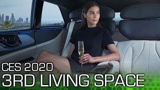 Faraday Future FF91: Kick Back & Relax - CES 2020