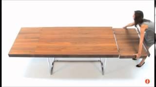 Calligaris Parentesi Super Extending Table, Fci Modern Furniture Store