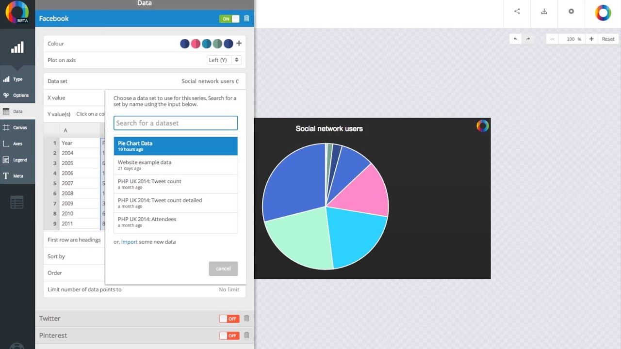 How to make a pie chart youtube how to make a pie chart nvjuhfo Image collections