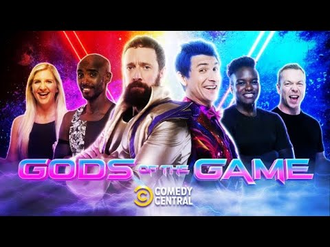 'Gods of the Game' Trailer for Comedy Central UK