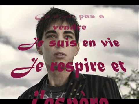 Gregory Lemarchal - Je Suis En Vie (cover)