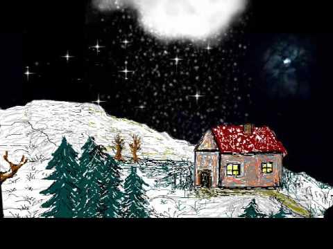 loriot weihnachtsgedicht es blaut die nacht weihnachten. Black Bedroom Furniture Sets. Home Design Ideas