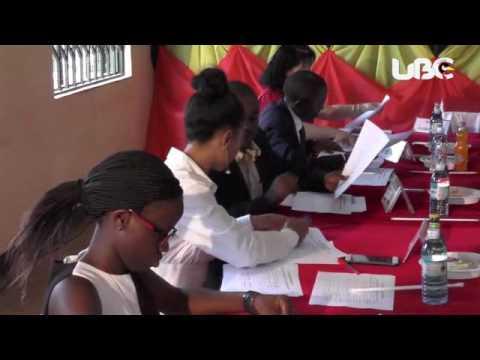 CHINESE PROFICIENCY COMPETITION KAMPALA UGANDA