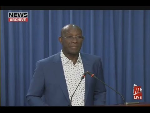 PM Rowley Hosts Media Conference Today