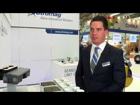 Stromag | Wind Energy Products | Hannover 2017