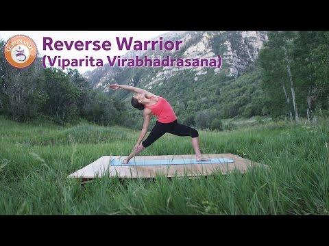 Reverse Warrior Pose (Viparita Virabhadrasana)