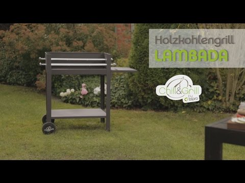 Tepro Grill Smoker Holzkohlegrill Milwaukee Test : Tepro chill&grill holzkohlengrill lambada youtube