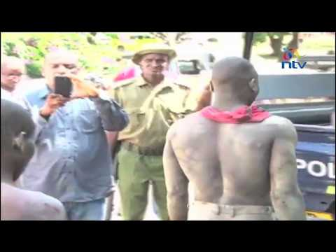 Police arrest 4 suspects after sorcery high drama