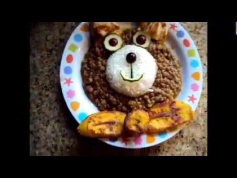 Como hacer almuerzo para niños fácil y creativo ( opción 15)   youtube
