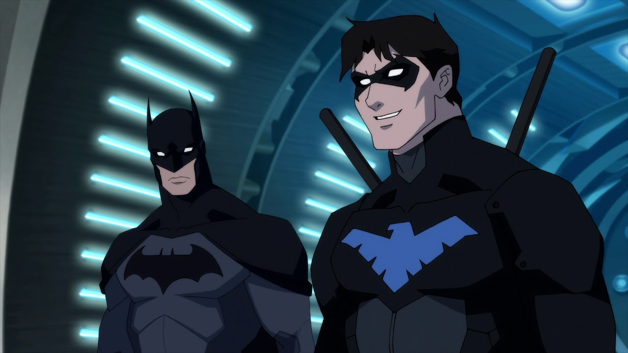 Download The Justice League Gets a New Leader in Young Justice: Outsiders Finale