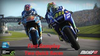 Moto GP 17 // Pc Gameplay // Max Settings (60 Fps)