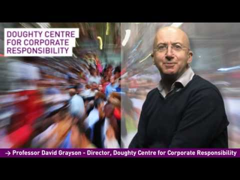 The Doughty Centre for Corporate Responsibility