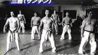 3 Major Schools of Okinawa Karate - Uechi-ryu, Goju-ryu, Shorin-ryu Vol.1