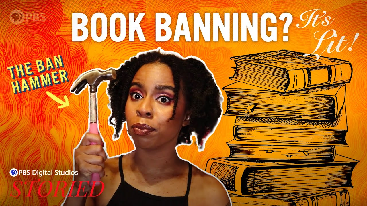 The Fiery History of Banned Books | It's Lit