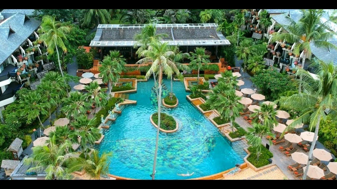 Anantara Bophut Koh Samui Resort Youtube