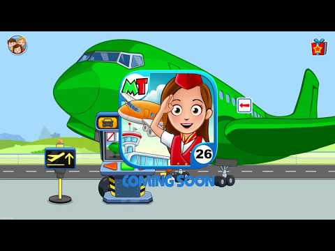 My Town : Airport  Teaser #2