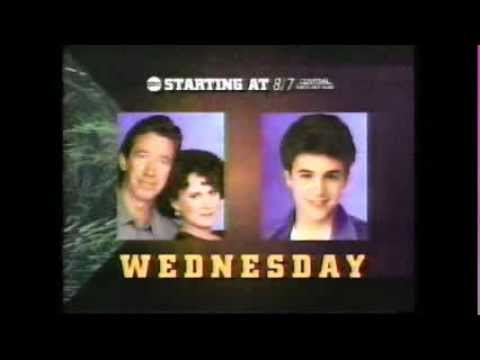 Abc home improvement wonder years wednesday promo youtube for A to z home improvements