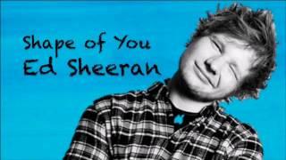 Ed Sheeran - Shape Of You [MP3]