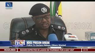 Kogi Prison Break: 6 Escape From Prison In Lokoja