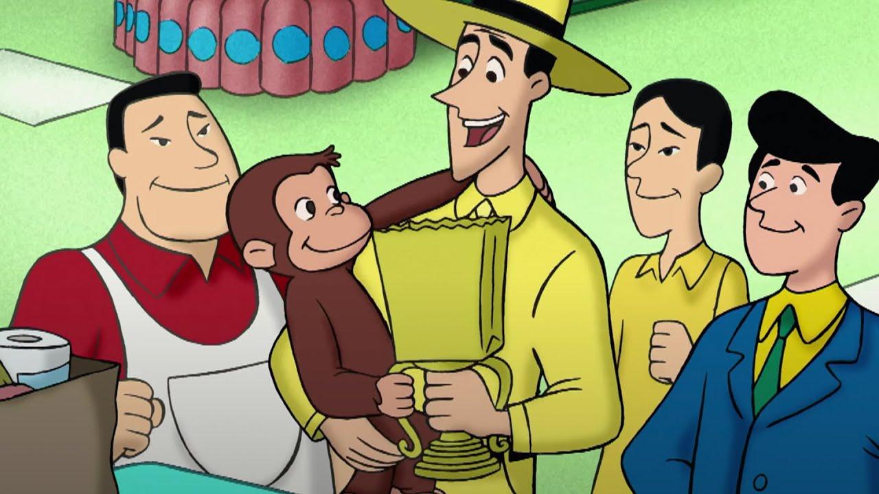 Mono de bolsas   Jorge El Curioso En Español