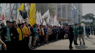 Download Video Aksi Mahasiswa BEM Seluruh Indonesia Demo Istana Negara. Media Bungkam! MP3 3GP MP4