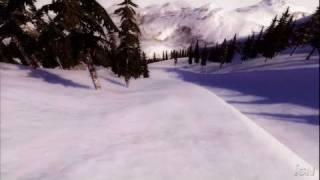 Shaun White Snowboarding Xbox 360 Gameplay - POV