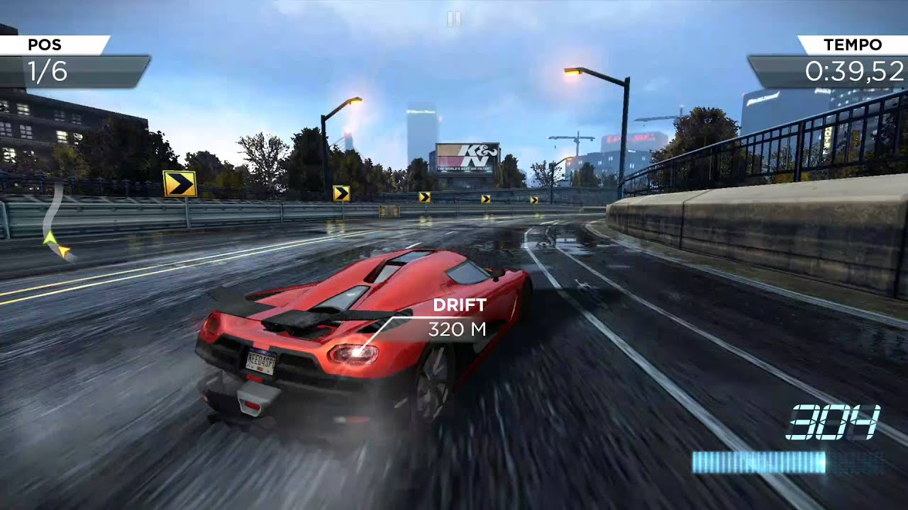 nfs most wanted android gameplay the image kid has it. Black Bedroom Furniture Sets. Home Design Ideas