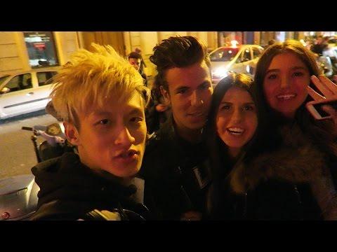 Night Life In Paris!