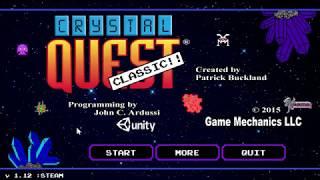 Crystal Quest Classic - Modern Mac