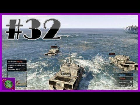 """GTA5 Online: [Avventura #32] """"Verso l'infinito e oltre"""" THE LIMIT [ITA]"""