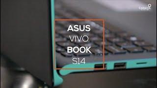 Asus VivoBook S14: Un portátil recomendado para estudiantes