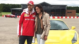 GRIP vs. Formel-1-Star Sebastian Vettel - GRIP - Folge 374 - RTL2 thumbnail